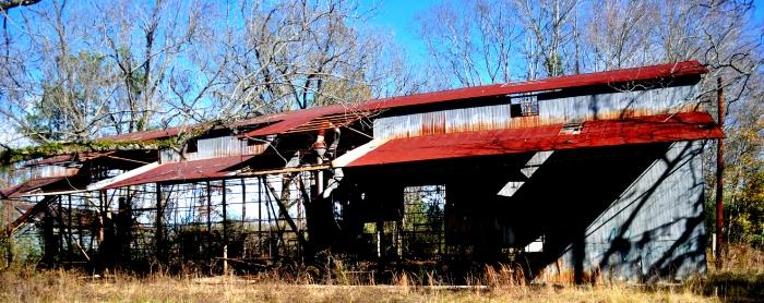 Old Dinkins Mill, South Carolina